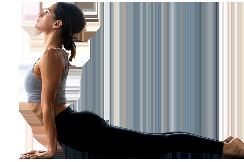 Kennen Sie schon Yoga?